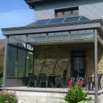 Fabrication Véranda - Projet 1 Bastogne province du Luxembourg