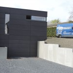 Réalisation Porte de garage REALISATION BASTOGNE HEMROULLE PROVINCE DU LUXEMBOURG