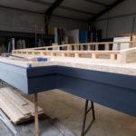 Fabrication Véranda - PROJET 6 BASTOGNE