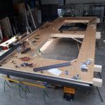 Fabrication Véranda - PROJET 5 BASTOGNE LUXEMBOURG